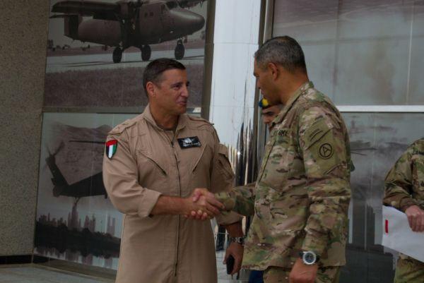 جدل قانوني حول جندي أمريكي سابق يتولى قيادة القوات الإماراتية في اليمن (ترجمة خاصة)
