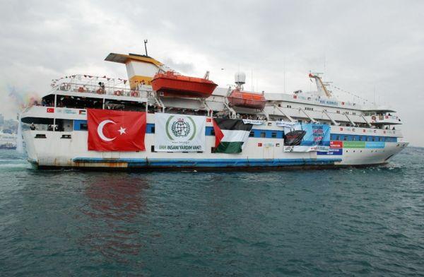 انطلاق سفن جديدة لتحالف أسطول الحرية باتجاه غزة