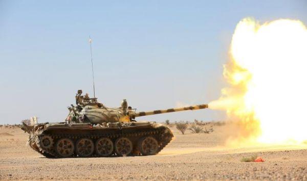 الجوف .. الجيش الوطني يحرر مواقع جديدة في برط العنان ويتقدم نحو مركز المديرية