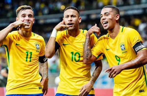5 أسباب ترجح كفة البرازيل للظفر بكأس العالم لكرة القدم