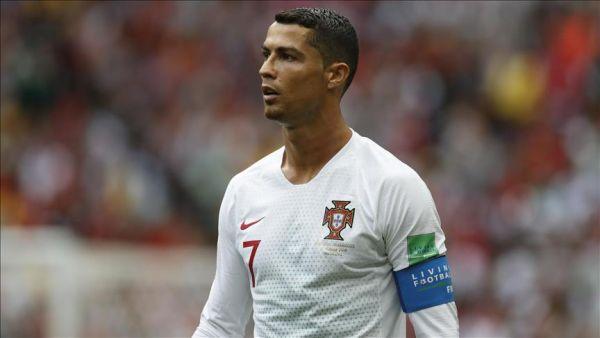 5 أرقام لرونالدو بعد هدفه في شباك المغرب بالمونديال