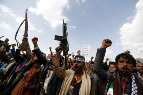 """Résultat de recherche d'images pour """"مبعوث الأمم المتحدة في اليمن مع تصاعد التوتر بإطلاق صاروخ الحوثي"""""""