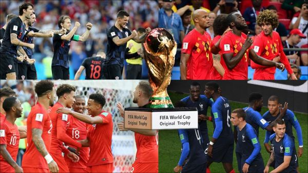 هؤلاء... المهيمنون الجدد على كرة القدم العالمية