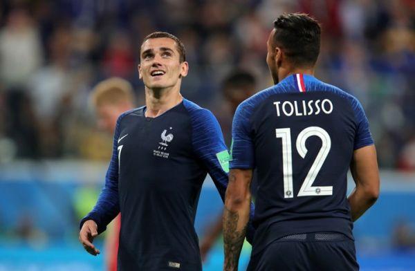 فرنسا تعبر إلى نهائي مونديال روسيا
