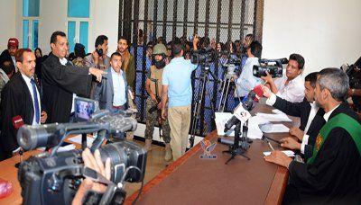محكمة تابعة للحوثيين بصنعاء تقضي بإعدام أربعة مواطنين بتهمة التخابر