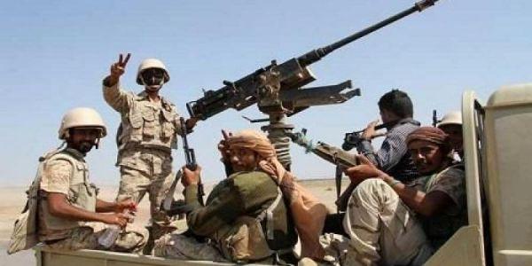 الجيش الوطني يحرر مناطق جديدة في حيران بمحافظة حجة