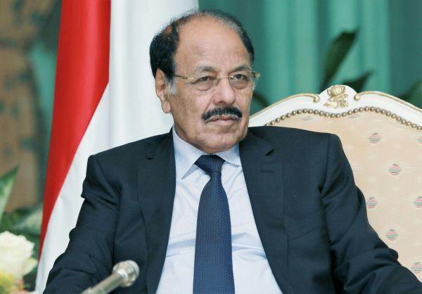 نائب الرئيس يبارك انتصارات الجيش في مديرية حيران بحجة