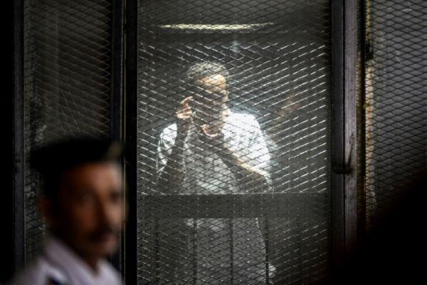 السجن خمس سنوات للمصور الصحافي المصري شوكان