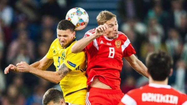 دوري الأمم الأوروبية.. روسيا تكتفي بالتعادل السلبي مع السويد