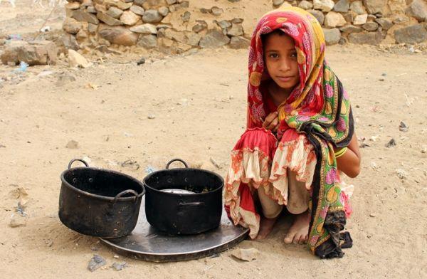 الأمم المتحدة: 12 مليون يمني مهددون بالمجاعة خلال الأشهر القادمة