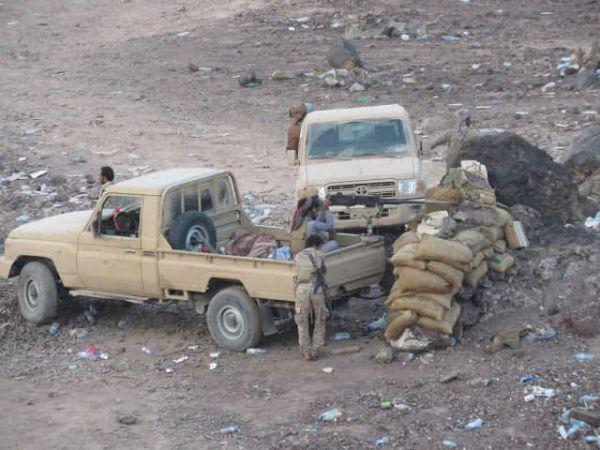 الجيش يحبط محاولة تسلل للحوثيين في صرواح ومقتل عدد من المهاجمين