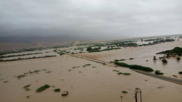 الوحدة التنفيذية لإدارة مخيمات النازحين تصدر تقريرها الثاني في تقييم أضرار إعصار