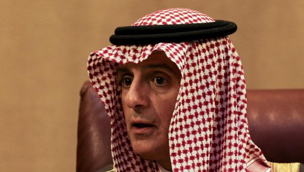 الجبير: السعودية تقرر من يقودها