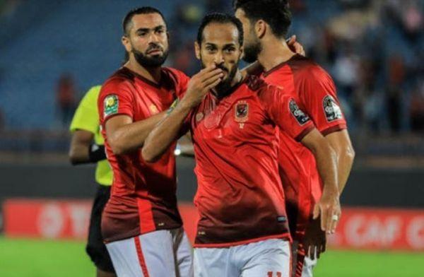 الأهلي يهزم الترجي ويقترب من حسم لقب دوري الأبطال
