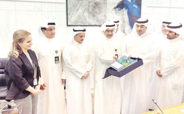 القبس: تكلفة مصفاة التكرير الكويتية الخامسة 5-6 مليارات دولار