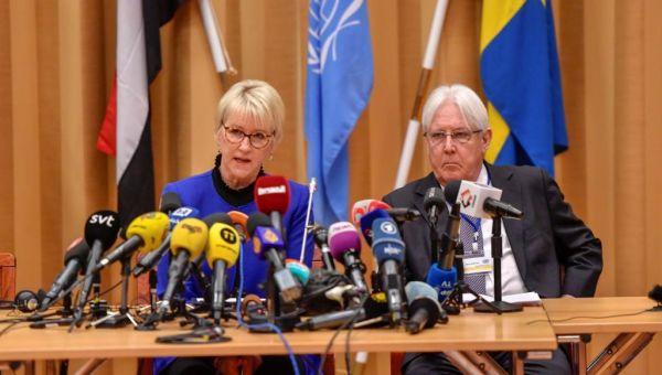 انتقادات وجدل واسع بسبب غياب إعلام الشرعية عن مشاورات السويد (رصد)