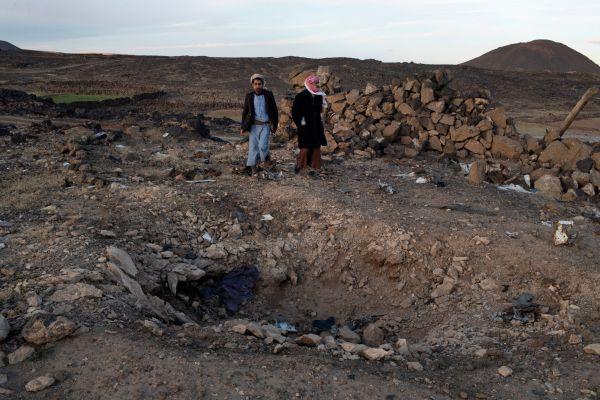 تحقيق لنيويورك تايمز يرصد من أرحب تداعيات صاروخ أمريكي أطلقته السعودية (ترجمة خاصة)