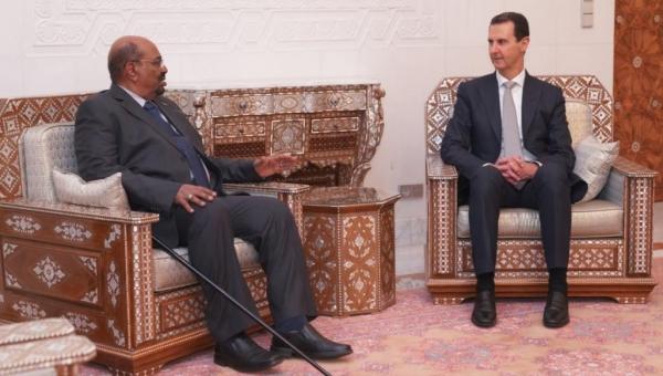 إنتلجينس أونلاين يكشف معلومات جديدة عن زيارة البشير لسوريا