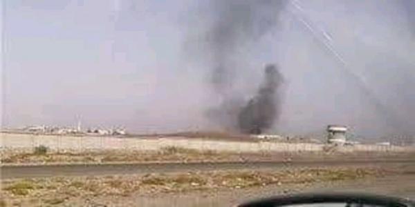 تباين بعد هجوم لطائرة مسيرة استهدفت فعالية عسكرية في قاعدة العند .. إماراتية أم حوثية؟