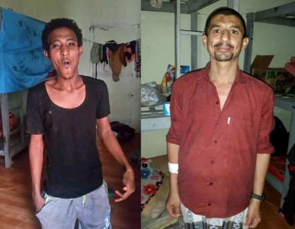 عدن .. الافراج عن 11 معتقلا بينهم اثنين أصيبا باختلالات عقلية جراء التعذيب