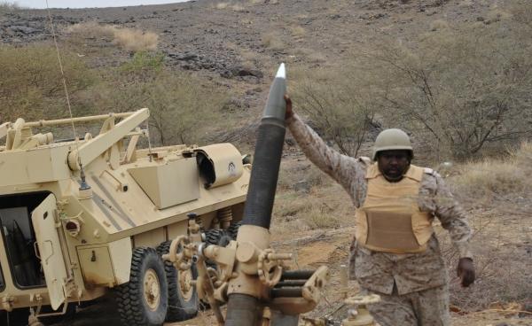 جماعة الحوثي تعلن استهدفها تجمعات للجيش السعودي جنوبي المملكة