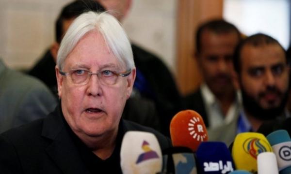 المبعوث الأممي إلى اليمن يدعو الأطراف اليمنية لضبط النفس
