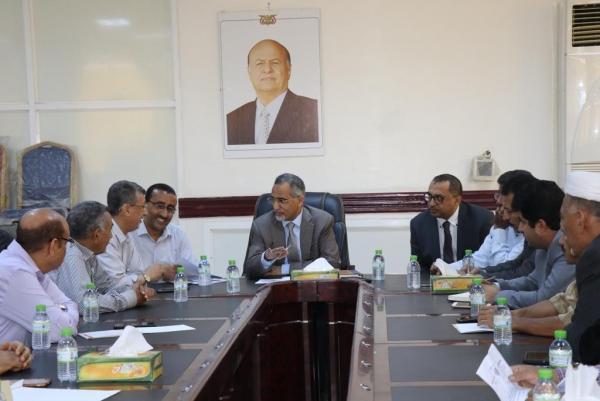 زمام يكشف عن مؤتمر دولي لدعم اليمن مالياً مطلع فبراير القادم