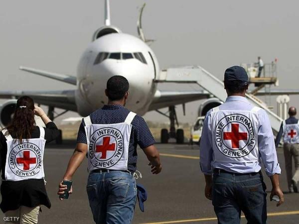 الصليب الأحمر يرسل 15 مندوباً لتبادل الأسرى في اليمن