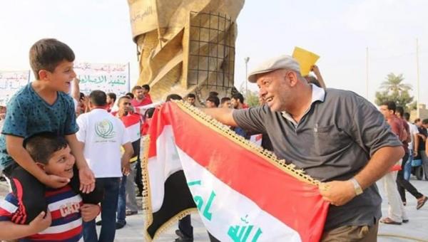 روائي عراقي مناهض للطائفية يدفع ثمن