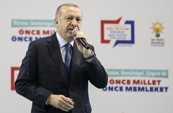 أردوغان لترامب: خذ أسلحتك أو بعها لنا.. تحدث عن