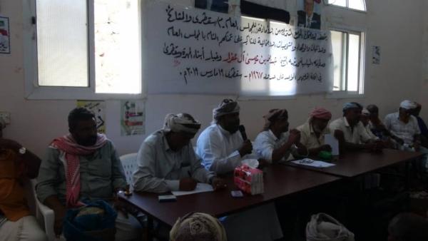 اجتماع موسع لمجلس عام سقطرى والمهرة يحذر من محاولة إنشاء كيان مواز للمجلس (بيان)