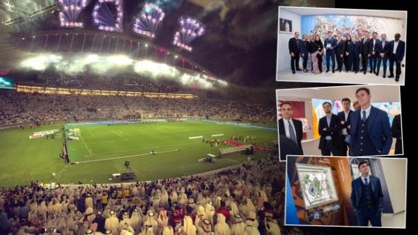أسطورة الأرجنتين يشيد باستعدادات قطر لمونديال 2022