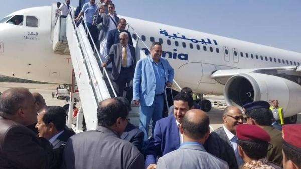 عشية انعقاد البرلمان.. تحشيدات أمنية غير مسبوقة في سيئون