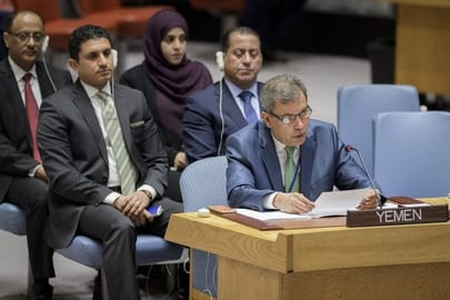 الحكومة تعتبر انسحاب الحوثيين من الموانئ تكرارا لمسرحية إعادة الانتشار السابقة