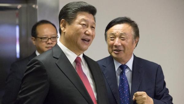 رئيس هواوي: لن أرد على اتصالات ترامب