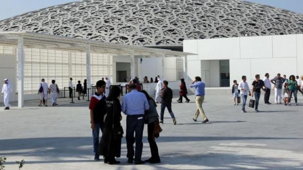تقرير فرنسي رسمي.. هكذا أضر لوفر أبو ظبي ماليا بالمتحف الأم