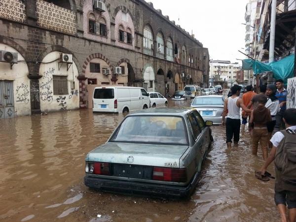 بعد هطول الأمطار والسيول.. حمى الضنك والملاريا يجتاحان عدن