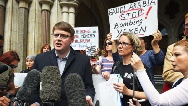 نشطاء يربحون معركة قضائية ضد الحكومة البريطانية بشأن بيع الأسلحة للسعودية