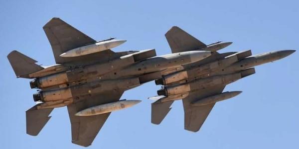 حجة.. تدمير منصة لإطلاق الصواريخ الحوثية في غارة للتحالف