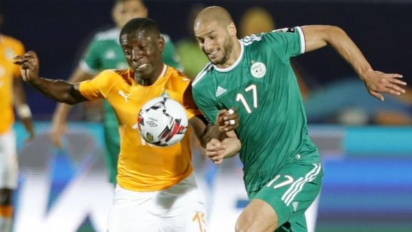 الجزائر تزيح ساحل العاج عن الطريق وتضرب موعدا مع نيجيريا في نصف النهائي