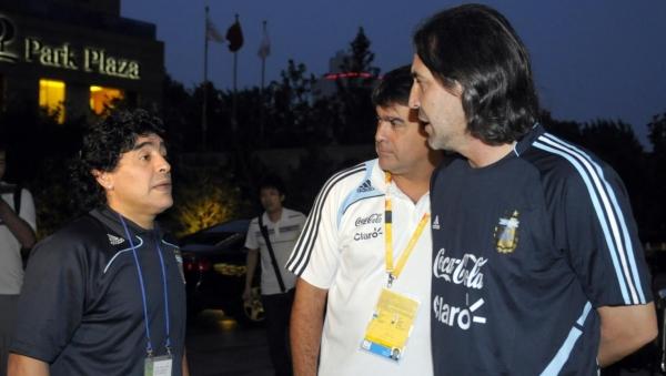 وفاة نجم المنتخب الأرجنتيني المتوج بلقب مونديال 1986