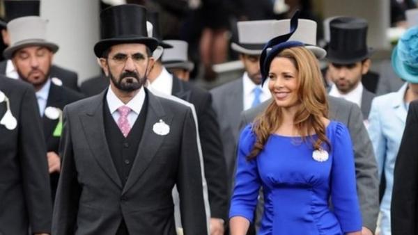 حاكم دبي والأميرة هيا بصدد خوض معركة قانونية في لندن الشهر المقبل