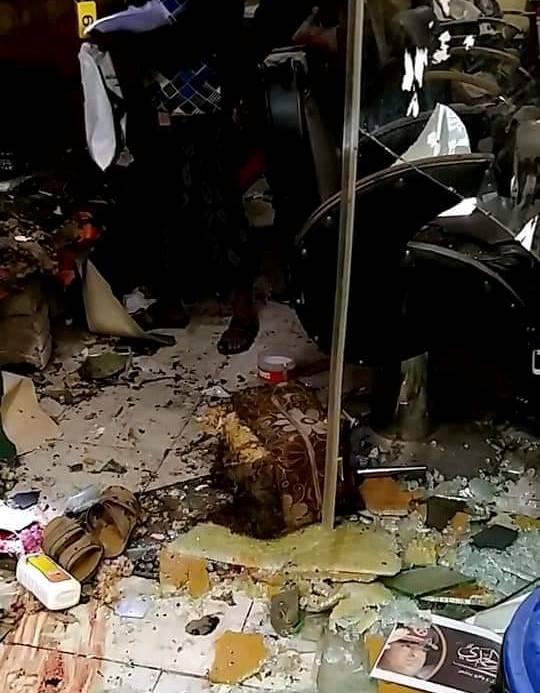 مقتل مواطن وإصابة ثلاثة آخرين بانفجار قنبلة في قعطبة