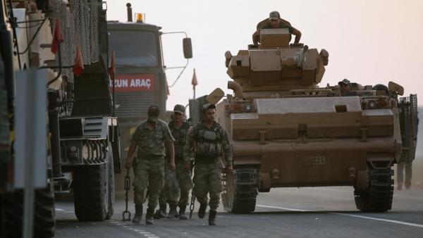 الدفاع التركية تعلن استهداف قواتها 181 هدفا إرهابيًا في إطار