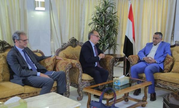 اليمن يبحث إسنادا دوليا لاستعادة آثاره المهربة