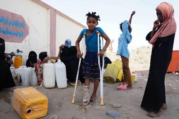 الأمم المتحدة: أكثر من نصف القتلى باليمن نتيجة الصراع من النساء والأطفال