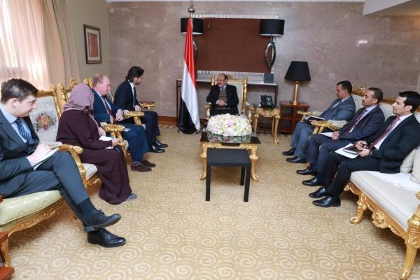 نائب الرئيس: اتفاق الرياض يشكل رافداً مهماً للشرعية