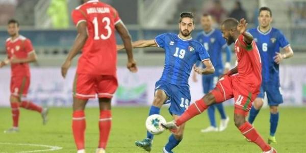 منتخب عُمان يواصل تفوقه على الكويت ويقترب من التأهل بخليجي 24