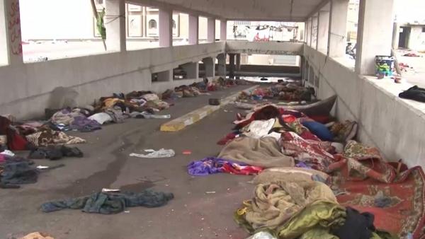 مسلحون ملثمون وجثث بالطرقات.. دعوات لعقد جلسة طارئة لبرلمان العراق