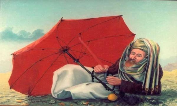 اليمني ياسر العَنسي ورؤيته إزاء التشكيل الواقعي والتجريد التعبيري